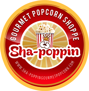 Sha-poppin Gourmet Popcorn